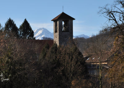 Abbaye de Tournay et pic du midi