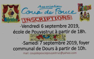 Association «Coup de pouce»